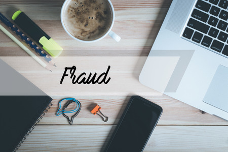 privat: FRAUD CONCEPT