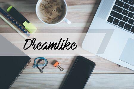 dreamlike: DREAMLIKE CONCEPT