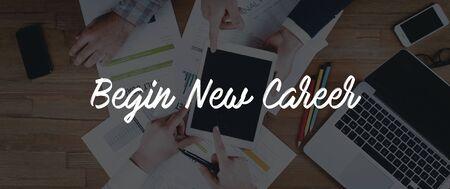 empezar: TECNOLOGÍA DE INTERNET EN EQUIPO DE COMENZAR nueva carrera CONCEPTO