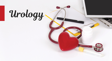 urology: HEALTH CONCEPT: UROLOGY