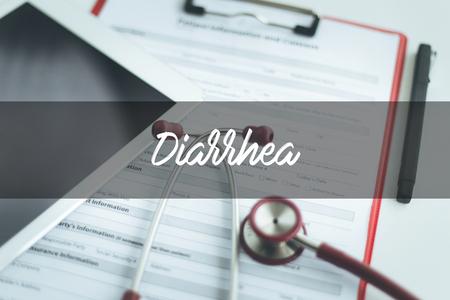diarrea: CONCEPTO DE LA SALUD: DIARREA
