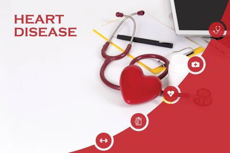 HEALTH CONCEPT: HEART DISEASE