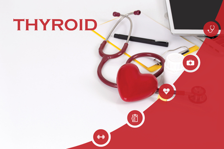 HEALTH CONCEPT: THYROID