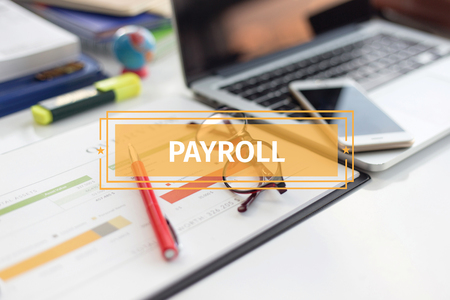 BUSINESS CONCEPT: PAYROLL