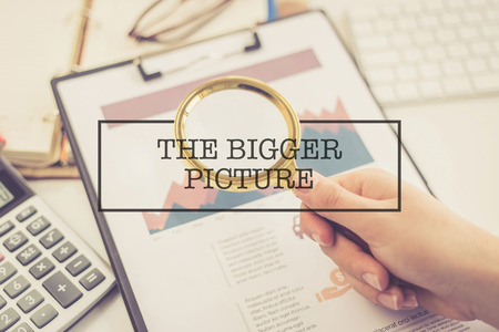 the bigger picture: BUSINESS CONCEPT: THE BIGGER PICTURE