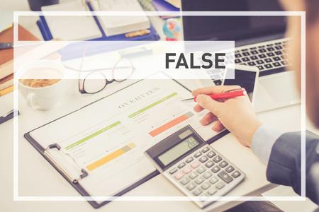 falso: CONCEPTO DE NEGOCIO: Falso