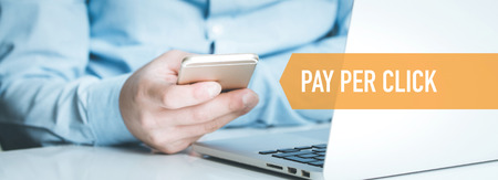 TECHNOLOGY CONCEPT: PAY PER CLICK