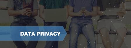 技術概念: データのプライバシー 写真素材 - 69954354