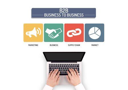 b2b: NEGOCIOS DE TRABAJO EN CONCEPTO B2B