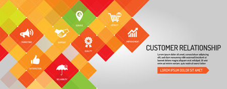 Customer Relationship banner