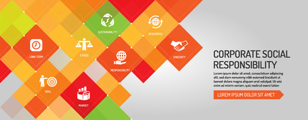Corporate Social Responsibility banner