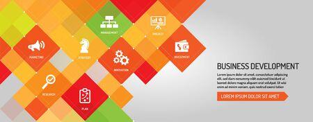 smart goals: Business Development banner