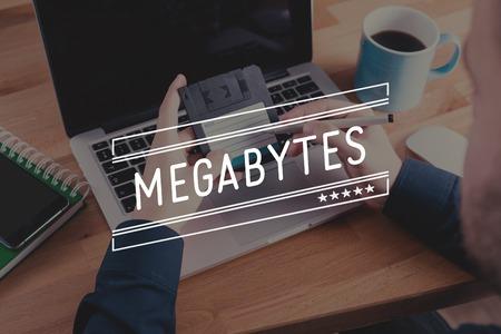 megabytes: MEGABYTES Concept