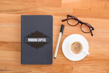 WORKING CAPITAL CONCEPT Stock Photo