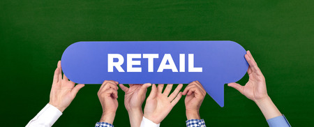 retail: RETAIL CONCEPT Stock Photo