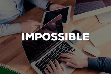 paradox: IMPOSSIBLE CONCEPT
