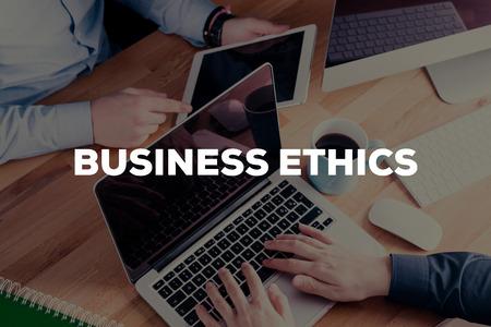 work ethic responsibilities: BUSINESS ETHICS CONCEPT