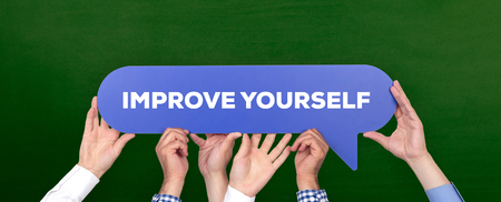 enrich: IMPROVE YOURSELF CONCEPT
