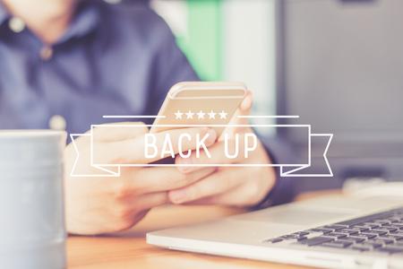 restore: BACK UP Concept