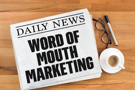 referrer: WORD OF MOUTH MARKETING