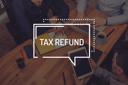 repayment: TAX REFUND CONCEPT