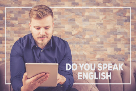 DO YOU SPEAK ENGLISH CONCEPT