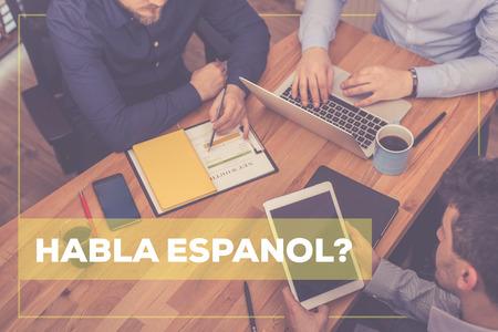HABLA ESPANOL CONCEPT