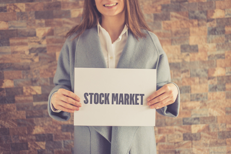 stock: STOCK MARKET CONCEPT Stock Photo