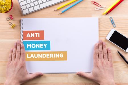 aml: ANTI MONEY LAUNDERING CONCEPT