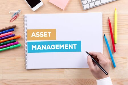 digital asset management: ASSET MANAGEMENT CONCEPT