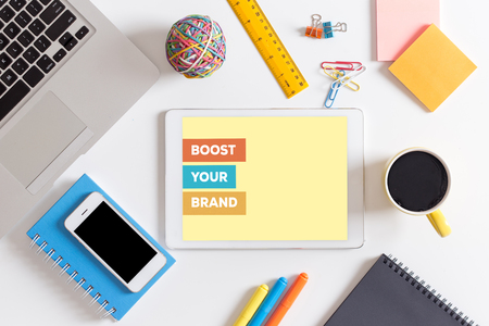 boost: BOOST YOUR BRAND CONCEPT