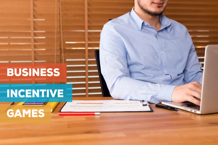 commendation: BUSINESS INCENTIVE GAMES CONCEPT