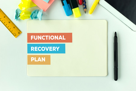 critical conditions: FUNCTIONAL RECOVERY PLAN CONCEPT
