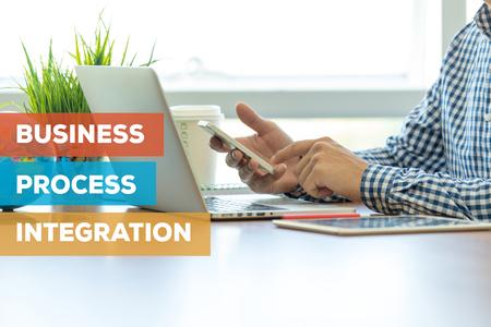 BUSINESS PROCESS INTEGRATION CONCEPT