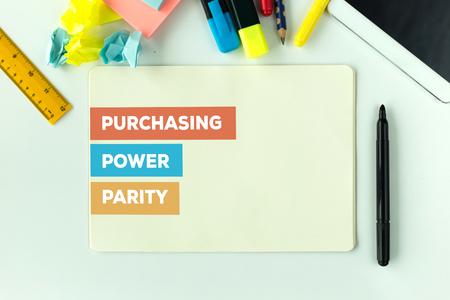 parity: PURCHASING POWER PARITY CONCEPT