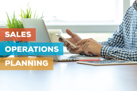 SALES OPERATIONS PLANNING CONCEPT