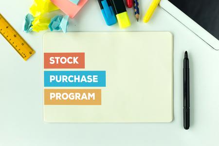 payable: STOCK PURCHASE PROGRAM CONCEPT