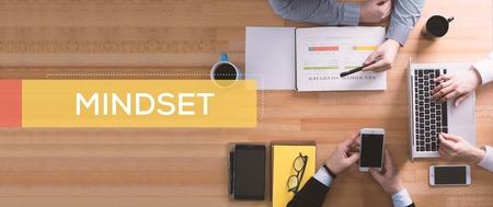 mindset: MINDSET CONCEPT Stock Photo