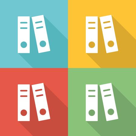 Regulations Flat Icon Concept