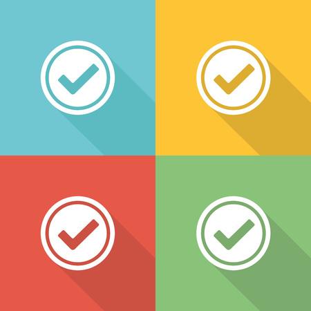 Sales Flat Icon Concept