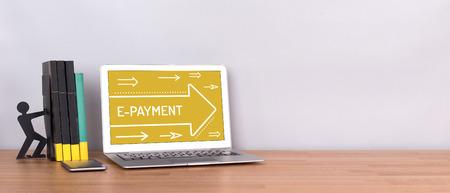 e commerce: E-PAYMENT CONCEPT