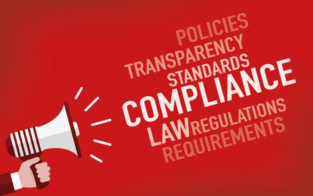 compliant: Compliance Concept