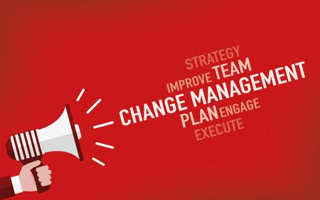 Change Management Concept