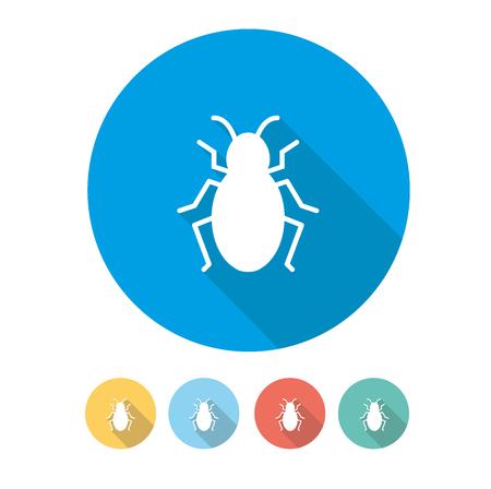 Bugs Concept Illustration