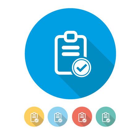 balanced scorecard: Balanced Scorecard Concept Illustration