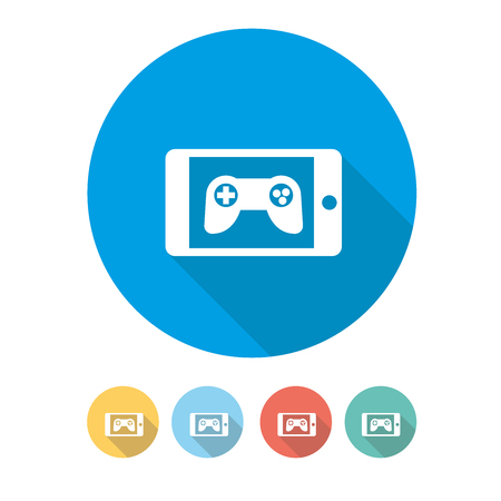 Gaming Apps Concept