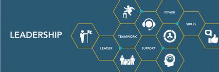 Leadershıp Icon Concept
