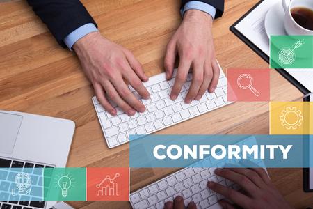 conform: CONFORMITY CONCEPT