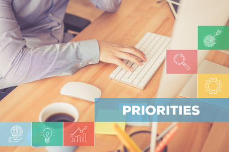 priorities: PRIORITIES CONCEPT
