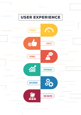 User Experience Concept Illustration